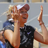 17-year-old American stuns defending champion Halep at Roland Garros