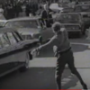 'I was in disguise as an American tourist': The woman who egged Richard Nixon in 1970