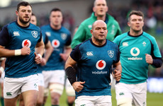 Ireland captain Best calls for expanded World Cup squads