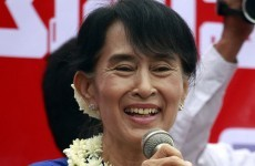 Aung San Suu Kyi to leave Burma for the first time in 24 years today