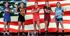 'It's all moving in the right direction,' as camogie All-Star Tour to New York announced