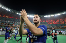 Real Madrid 'agree deal in principle' to sign €100m-man Hazard