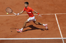 Dream to win four Grand Slams in the same season alive as Djokovic reaches French Open semi-final