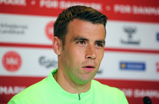 'It wouldn't be my kind of thing' - Coleman rising above Danish jibes