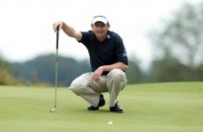 Peter Lawrie to make US Open bow