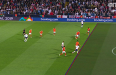 Late VAR drama as Jesse Lingard goal ruled out by inches