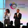 Obamas sign deal to produce podcasts for Spotify