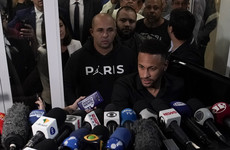 'Thank you all for your support': Neymar gives testimony in Rio
