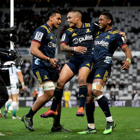 Naholo double not enough as Highlanders forced to hold off Bulls' late charge