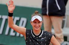 Czech teen reaches first Grand Slam final after stunning Britain's Konta