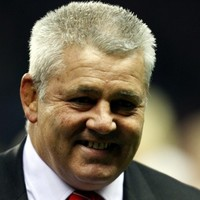 On the mend: Gatland hopes to join Welsh midway through Australian tour