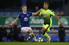 Another Irish player released as U21 international Charsley leaves Everton