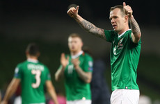 No surprises as Mick McCarthy names Irish team to face Denmark