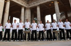 Trap names final Euros squad -- McShane in, Foley out