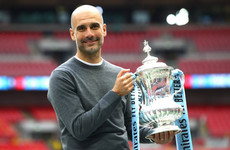 'I am a blue shirt, I am one of yours' - City boss Guardiola ends Juventus speculation