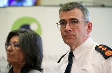 Garda Commissioner Drew Harris awarded for PSNI role in latest round of Queen's honours
