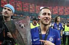 'I had to pursue my dreams': Hazard would only have left Chelsea for Real Madrid