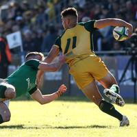 Fierce 14-man effort unravels for Ireland U20 against Australia