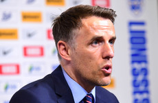 Phil Neville eyeing World Cup success to make amends for 'unfinished business' with England