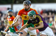 Wexford eventually come good to see off Carlow and pick up first Leinster SHC win