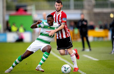 Tallaght drama as Derry come from two down to snatch draw against Rovers