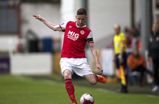 Two goals in 60 seconds as Sligo and St Pat's finish level