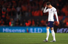 'Everyone makes mistakes' - Henderson backs Stones and Barkley after Netherlands defeat