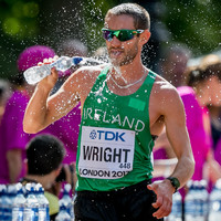 Ireland's Alex Wright books Olympic spot with personal best in Spain