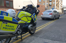 Gardaí arrest driver on temporary release from prison who's currently serving 45 years of driving bans