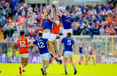 Cavan end 18-year wait for Ulster final after pulsating replay win over Armagh