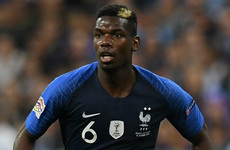 'I don't remember the last time we were so bad' - Pogba at a loss to explain shock French defeat