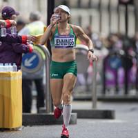 Incredible third-place finish for Irish Olympian in Comrades Marathon