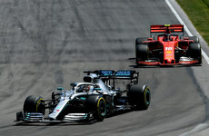 Hamilton wins controversial Canadian Grand Prix after Vettel penalty