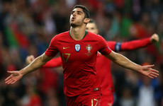 Valencia star's strike delivers Nations League glory for Portugal