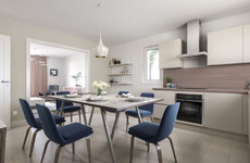 Brand new family homes in Adamstown from €310k - launching this weekend