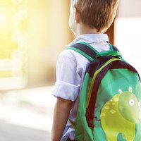 Am I being a bad parent...by sending my child to 'big school' when I know he's not ready?