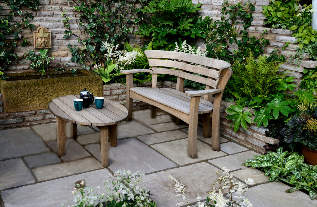 6 Simple Features That Will Take A Small Garden From Drab To