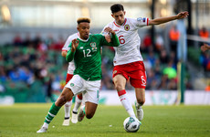How we rated the Irish players as they make hard work of seeing off Gibraltar