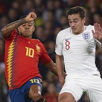 'Declan Rice, Fabian Delph, Ross Barkley. That is not an international midfield'