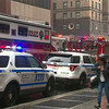 One dead as helicopter crash lands onto New York skyscraper