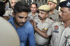 Six men escape death sentence for rape and murder of eight-year-old Indian girl