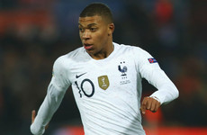 Deschamps defends Mbappe after intense criticism