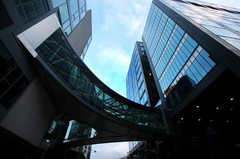 Google's international headquarters on Dublin's Barrow Street.