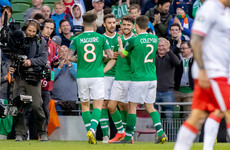 Wait goes on for 'frustrated' Maguire's first goal but Ireland striker pleased with 10 points from 12