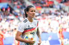 Hammer blow to Germany's World Cup hopes as 'irreplaceable' Lyon star sidelined