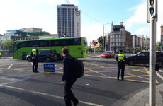 Garda on duty witnessed fatal stabbing incident on O'Connell Street