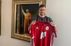 Former Ireland U21 midfielder joins Bulgarian side CSKA Sofia