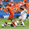 Drama as European champions Netherlands claim last-gasp victory