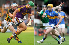 What does each county need from this weekend's Leinster and Munster hurling final round ties?