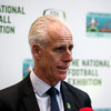 McCarthy dismisses 'unfair' question about extending reign beyond Euro 2020